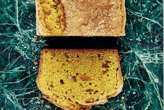 Claire Saffitz's Turmeric Kabocha Cake Is Pure Joy