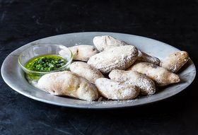 José Pizarro's Salt-Crusted Potatoes with Cilantro Mojo