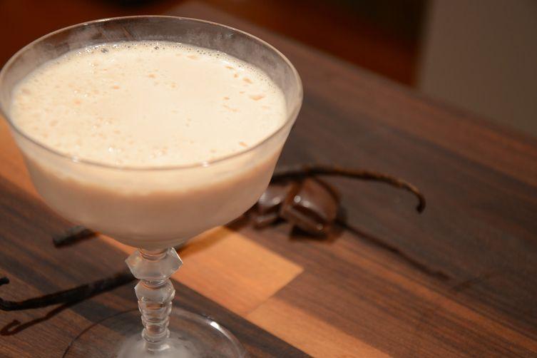 Vanilla Bourbon Shake