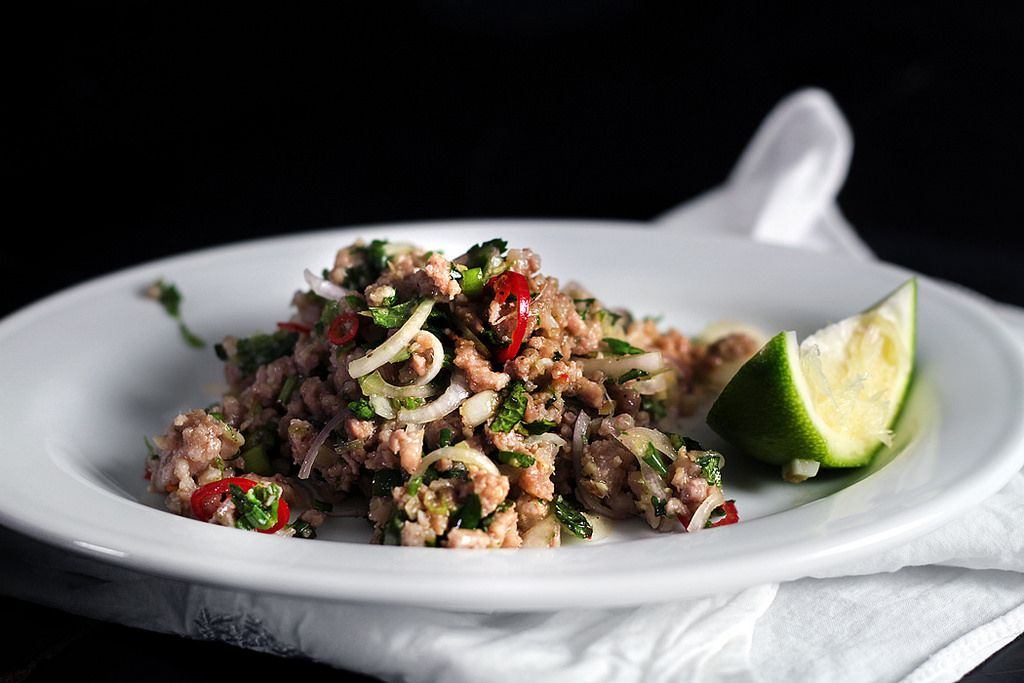 Ground Pork Thai Salad on Food52