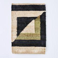 Handwoven Hemp Rug