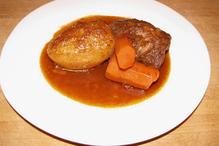 Braised Hungarian Pot Roast