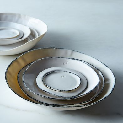 Handmade Featherweight Porcelain Dishes