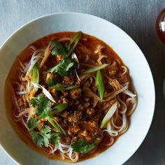 Sichuan Dan-Dan Noodles
