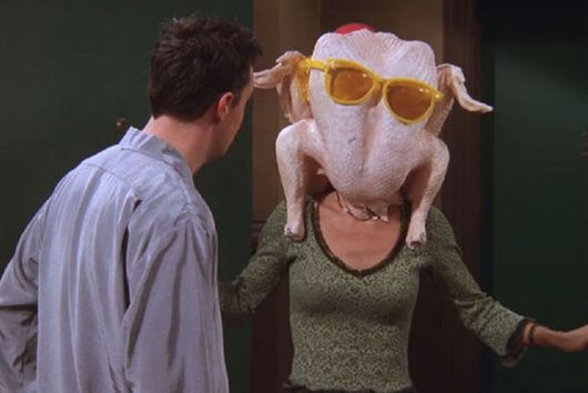 """The Ultimate Friendsgiving (with Episode Pairings from """"Friends"""")"""