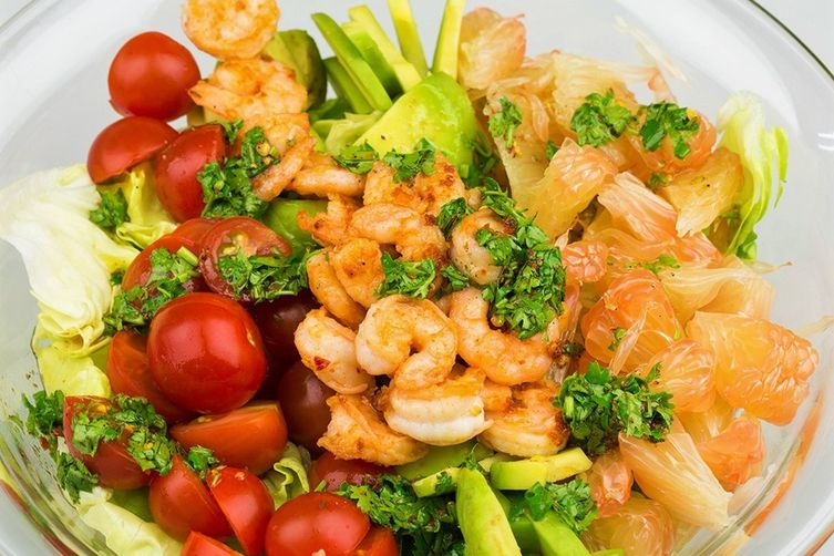 A shrimp salad recipe that actually works for every weekend's get-together