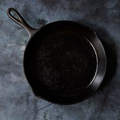 A Real Cowboy's Guide (& Love Letter) to Cast Iron
