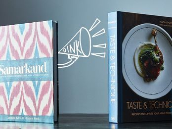 "Booker Prize Winner Marlon James Advances His Pick for ""Best"" Cookbook"