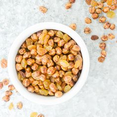 Honey Roasted Garbanzo Beans
