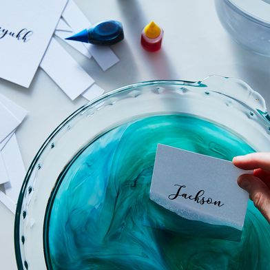 What to Do with Your Food Coloring Dregs (That's Not Food)