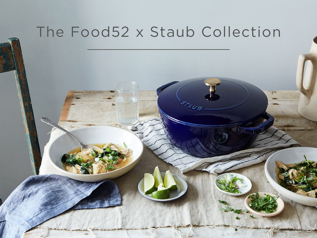 Announcing the food52 x staub enameled cast iron collection photo by linda xiao forumfinder Gallery
