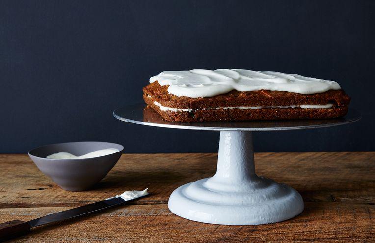 Best-of-Both-Worlds Vegan Carrot Cake