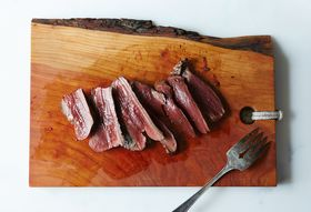 An Introduction to Offal: Beef and Duck Heart