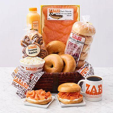 Zabar's New York Bagel Breakfast