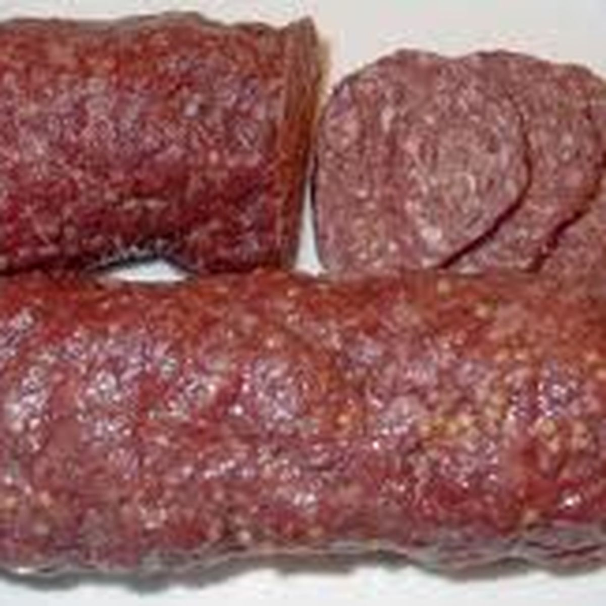 EASY HOMEMADE SUMMER SAUSAGE Recipe on