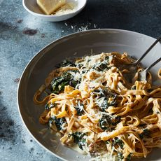 8613ea9d feb3 4d1b af02 c054e2ab7737  2016 0906 pasta with yogurt and spicy creamed kale james ransom 156