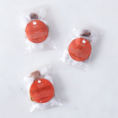 Apple Cider Caramels Sampler Gift Set