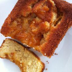 Gluten free apricot cake