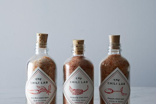 Chili Salt (Chipotle, Piri Piri, Pequin)
