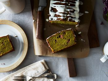 A Pink & Green Cake, Beloved By Unicorns, Mermaids... Real Creatures, Too
