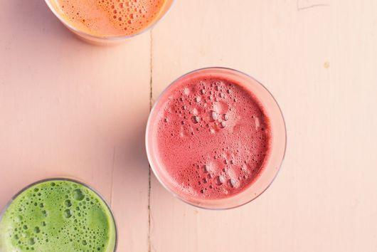 Adventurous Vegetable Juice