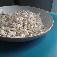 Honey-Thyme Kettle Corn