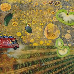 How Our Community is Mixing Their Love of Food with Art