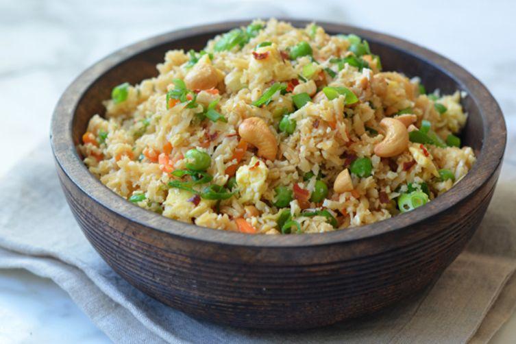 Cauli Flower Fried Rice
