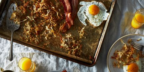 Consider this tomorrow's one-pan breakfast