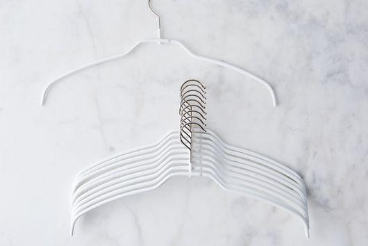 European Space-Saving Hangers