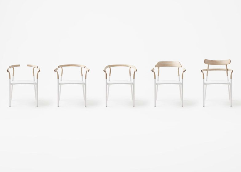 Nendo Oki Sato Twig Chair