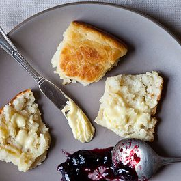 Shirley Corriher's Touch-of-Grace Biscuits