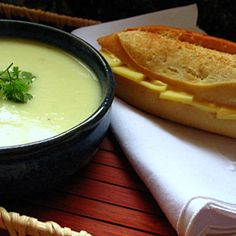 Stinging Nettle and Sour Sorrel Soup