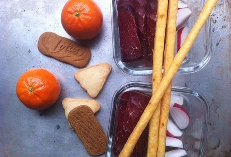 Beating School Lunch Monotony: Bresaola Two Ways