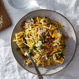 The Not-Quite-Carbonara Pasta That's Mostly Eggs