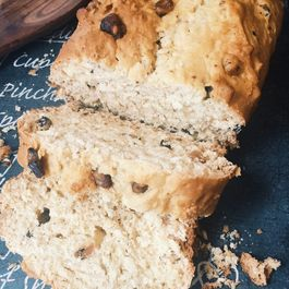 Honey Walnut Breakfast Loaf