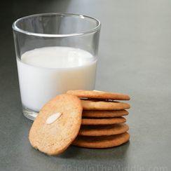 Grandma's Swedish Ginger Cookies