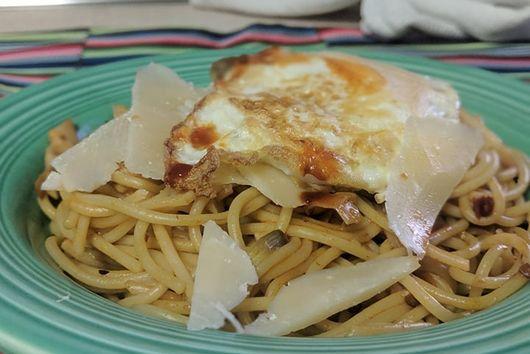Chipotle Artichoke Pantry Pasta