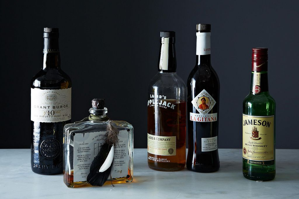 Alcohol on Food52