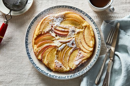 My Oma's Apple Pancakes—& Why They Never Taste the Same Without Her