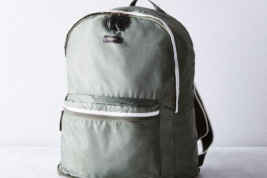 Fold-Up Nylon Backpack