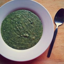 Watercress & Potato Soup