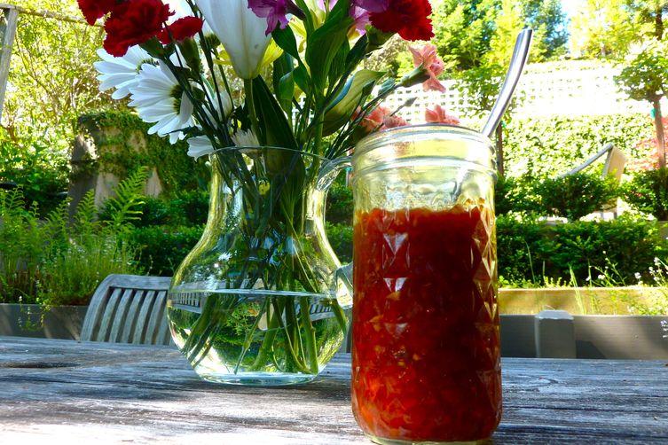 Red Pepper Jam!