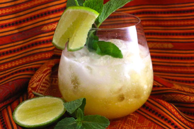 Thai pearl cocktail