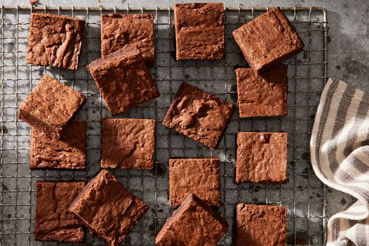 Double Chocolate Weed Brownies