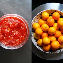 Blood Orange Marmalade - Sunset in a jar