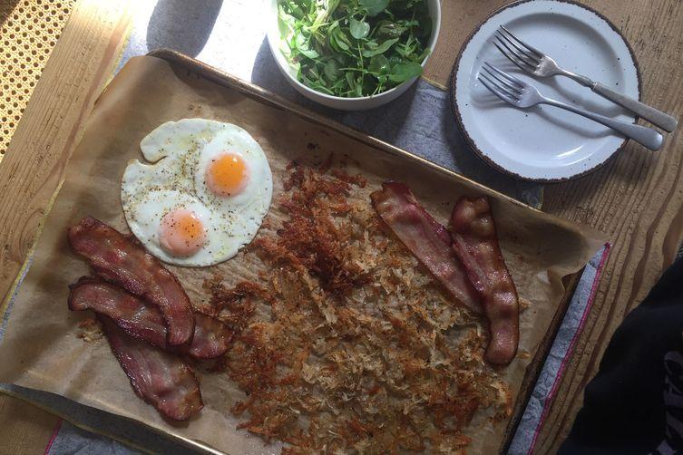 Sheet Pan American Breakfast