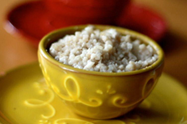 Horchata Rice Pudding