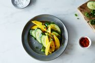 Mango Cucumber Chile Salad