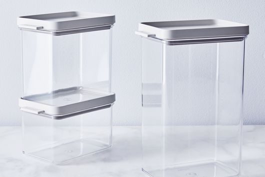 Airtight Stackable Storage Containers (Set of 3)